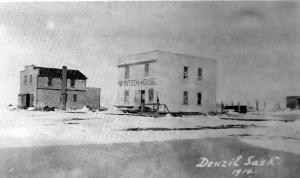 Denzil in 1914